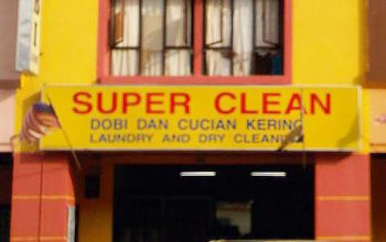 Super Clean Laundry Services
