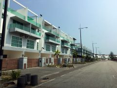 Tiara Bay Marina Island