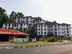 Titi Panjang Apartment Lumut