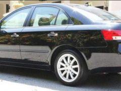 Hyundai Sonata (4 Passengers)