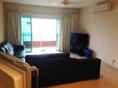 Marina Island 1-Bedroom Hall