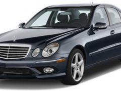 Mercedes Benz (4 Passengers)